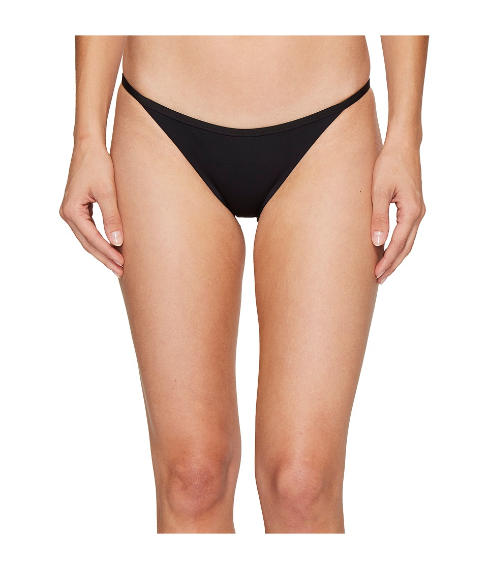 Tavik Antic Moderate Bikini Bottom (Black) Women
