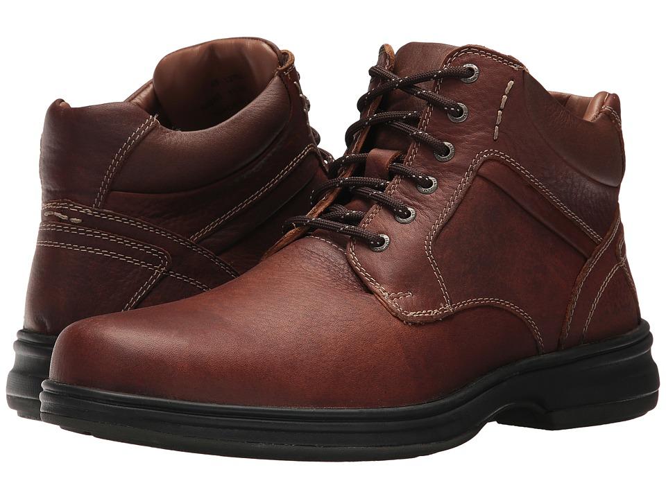 Johnston & Murphy - Lance Waterproof Boot (Tan) Men's Dress Boots