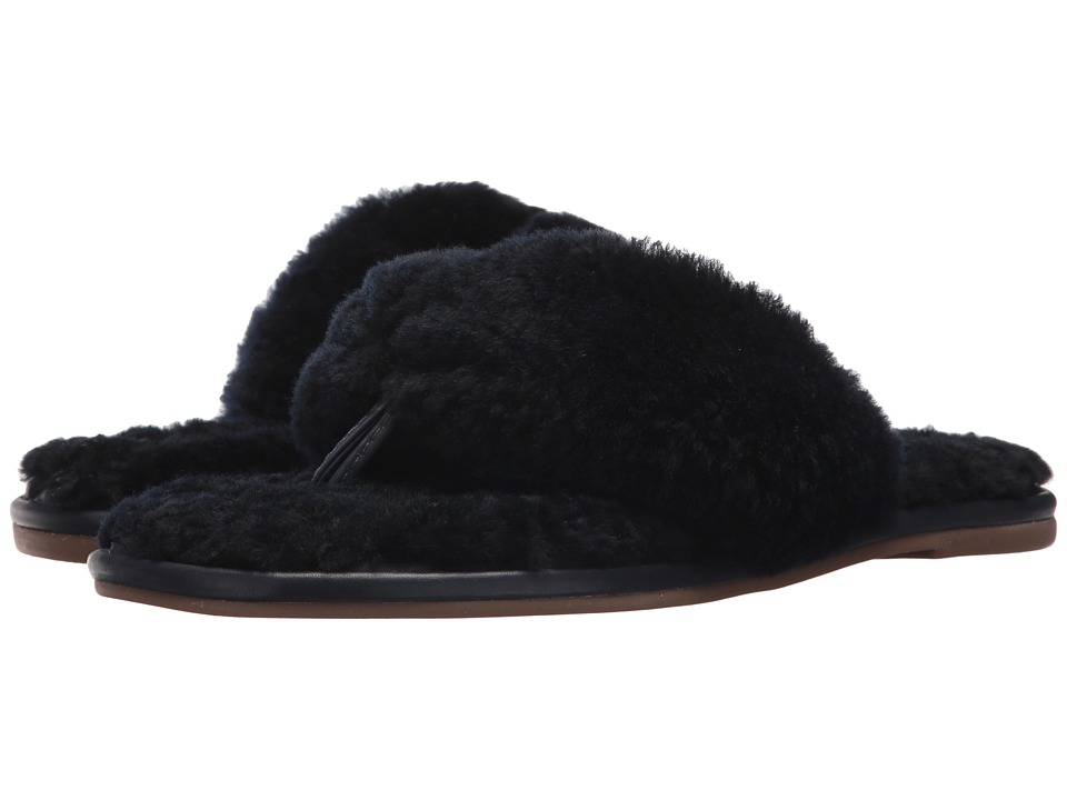 Bernardo Miami Shearling (Navy Shearling) Women