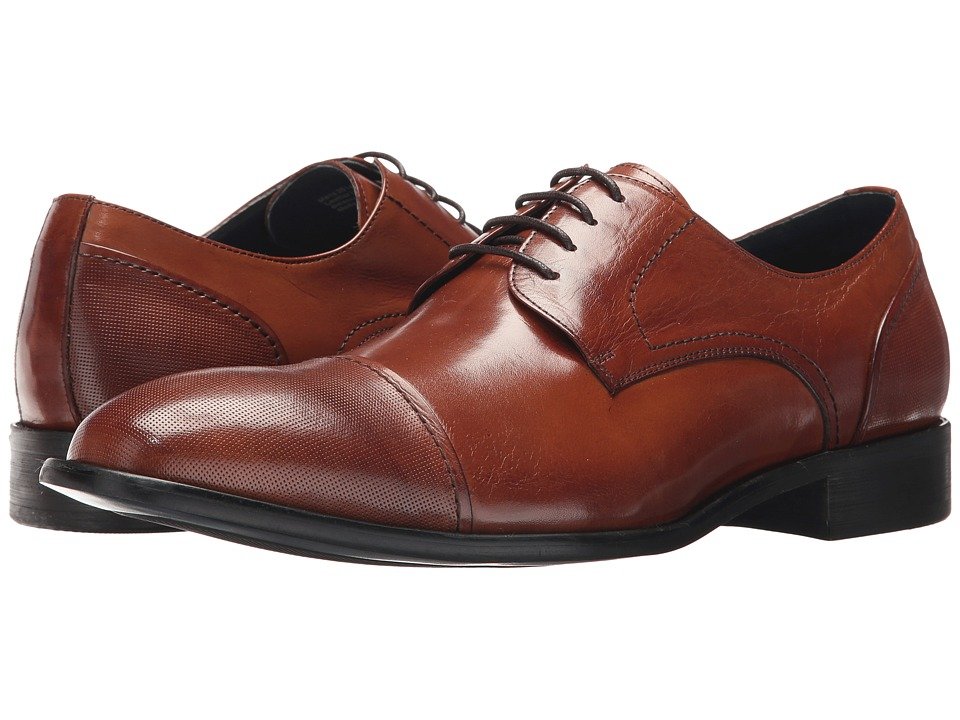 Stacy Adams Jemison (Cognac) Men