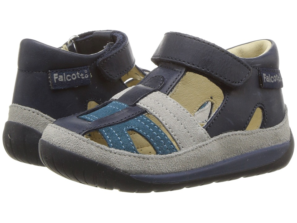 Naturino Falcotto 1582 SS18 (Toddler) (Navy Multi) Boy