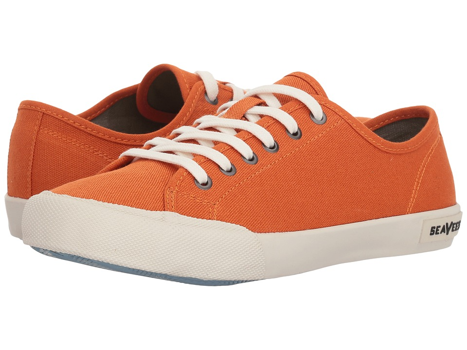 SeaVees Monterey Sneaker Standard (Marigold) Women