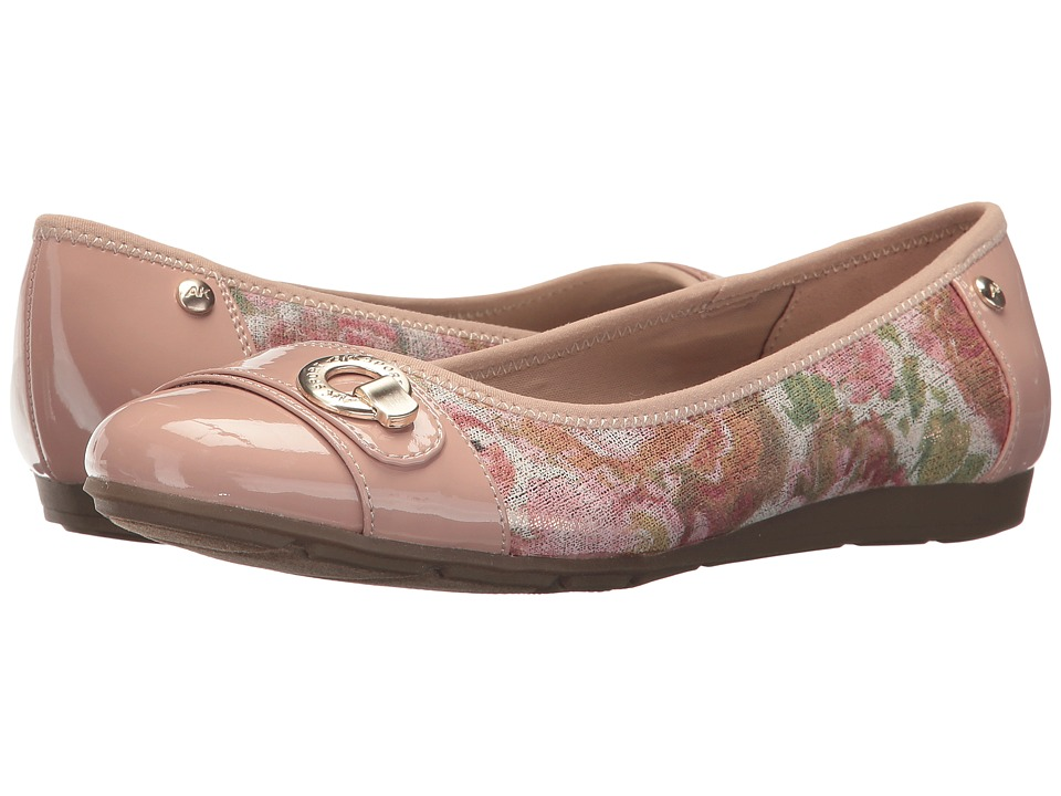 Anne Klein - Azi (Light Pink Multi Floral) Women's Shoes