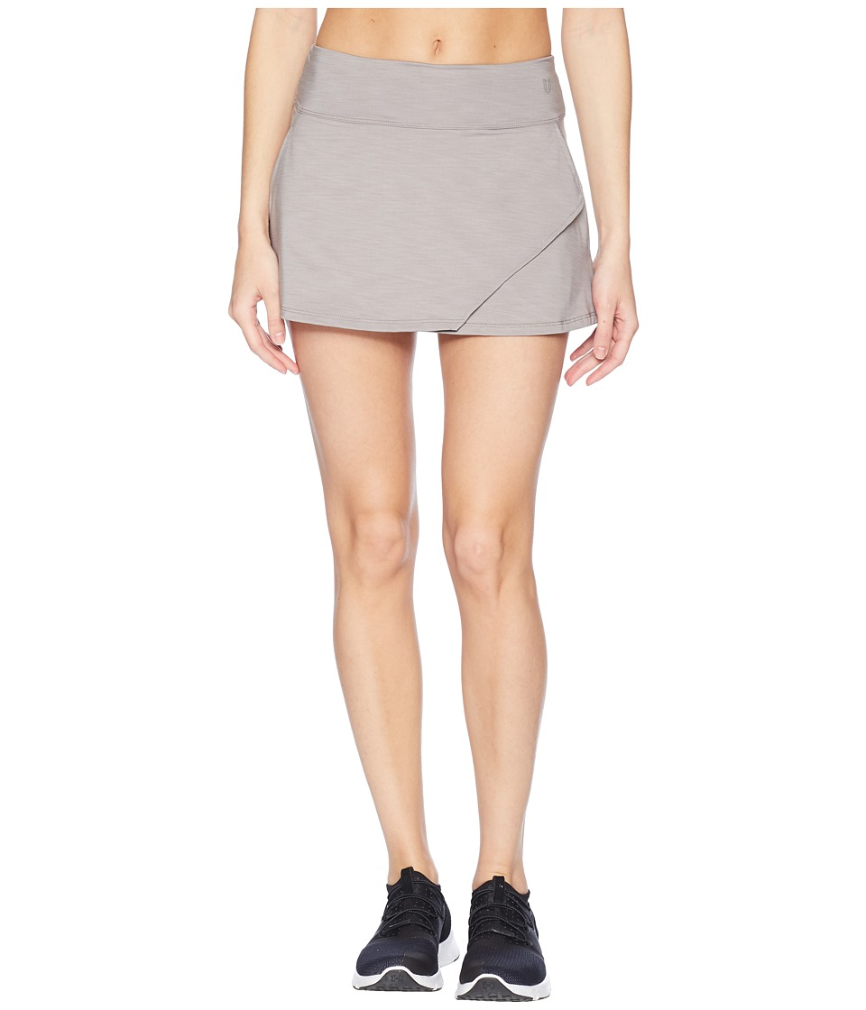 Eleven by Venus Williams Hari Collection Fly 13 Skirt (Frost Grey) Women