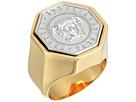 Versace - Octagonal Medallion Ring