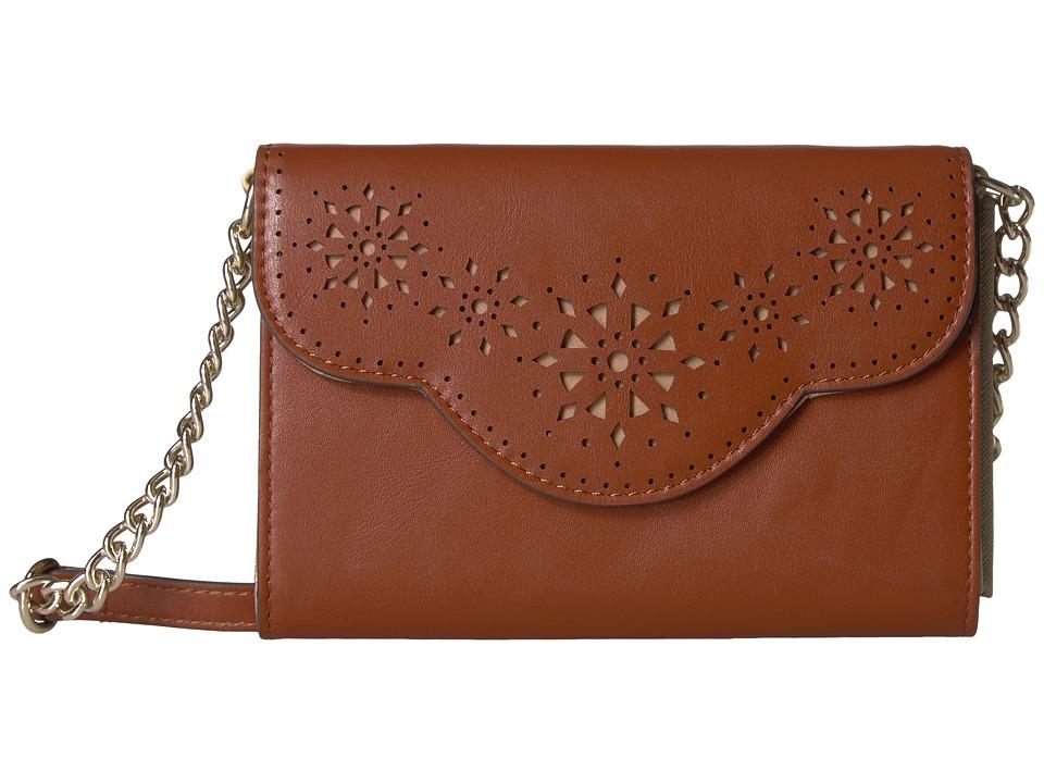 Nine West - Table Treasures (New Saddle/Platino/New Saddle) Handbags