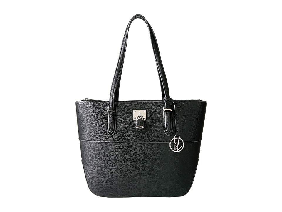 Nine West - Reana Tote (Black) Tote Handbags