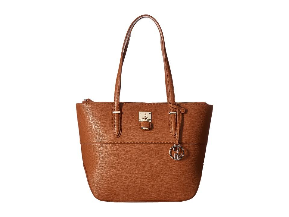 Nine West - Reana Tote (Tobacco) Tote Handbags