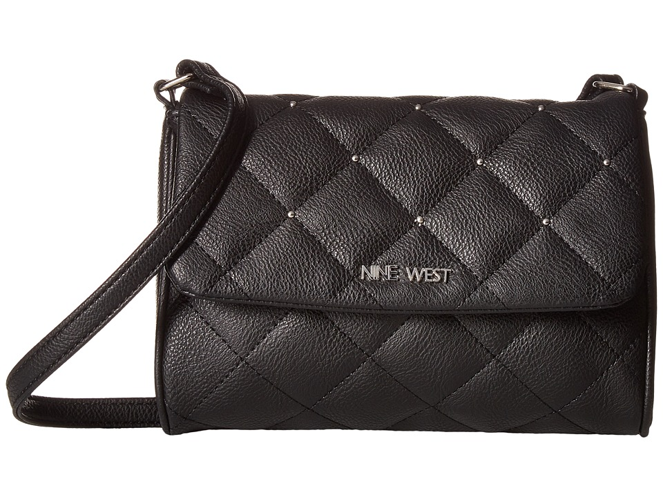 Nine West - Stud Time (Black/Black) Bags