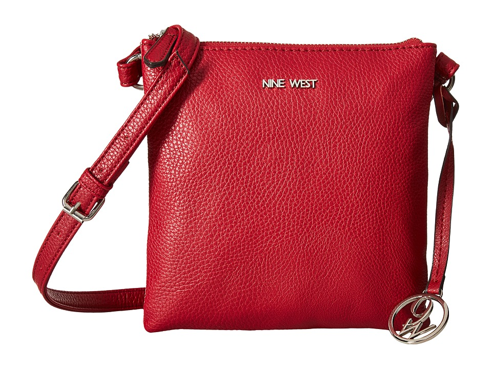 Nine West - Relaxed Rules (Ruby Red) Bags