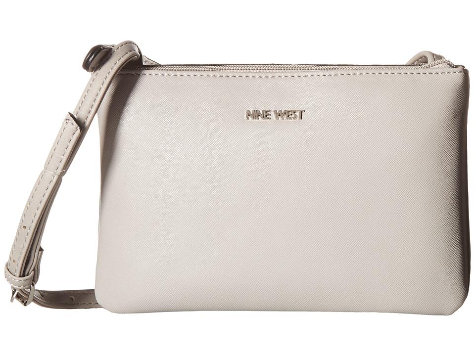 Nine West - Retro Metro (Dove) Handbags