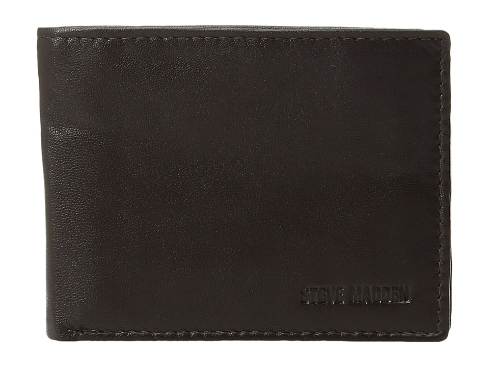 Steve Madden - Smooth Passcase (Brown 1) Bags