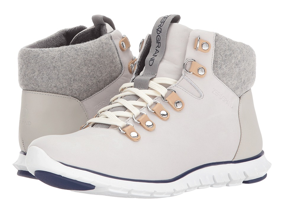 Cole Haan - Zerogrand Hiker Boot (Vapor Grey/Ironstone) Women's Shoes