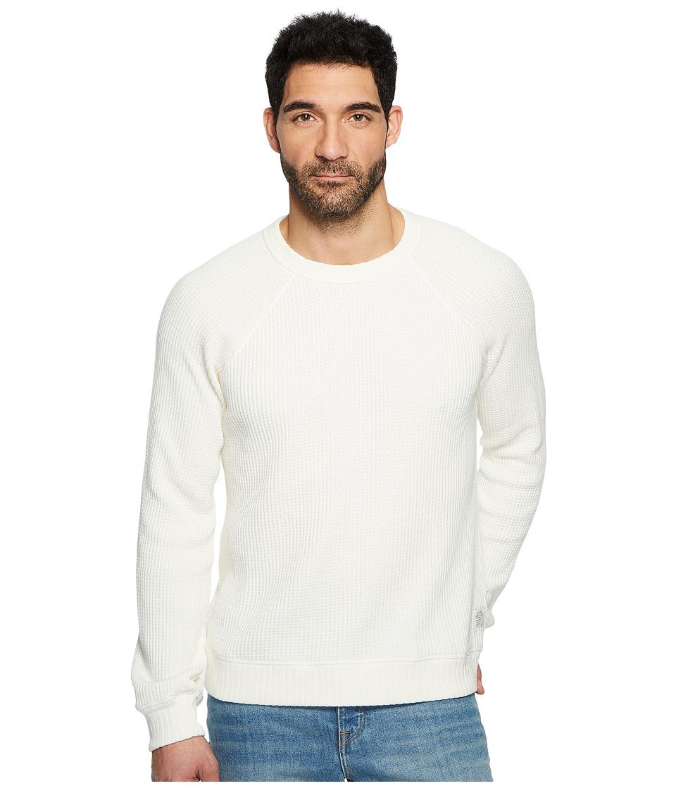 Lucky Brand My Good Luck Sweater (Marshmallow) Men