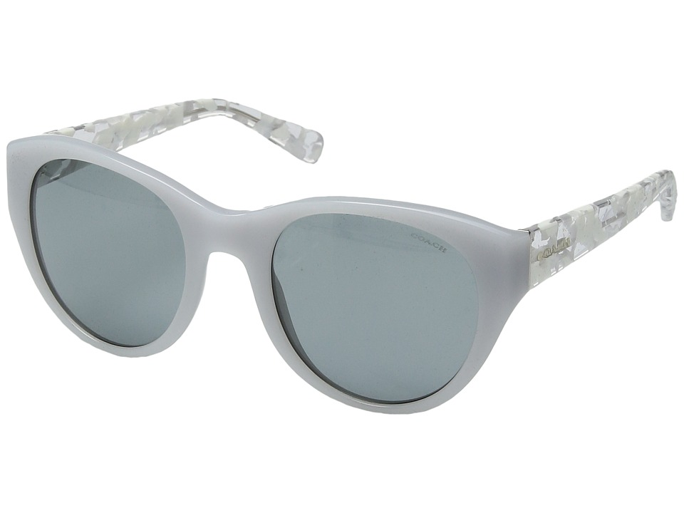 COACH - 0HC8167 (Tortoise) Fashion Sunglasses