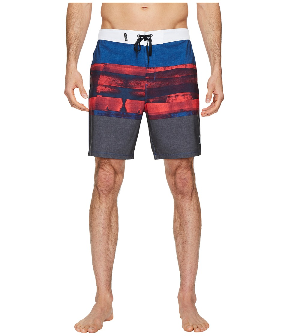 Hurley Phantom Roll Out 18 Boardshorts (Anthracite) Men