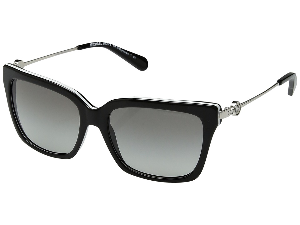 Michael Kors - 0MK6038 (Black) Fashion Sunglasses