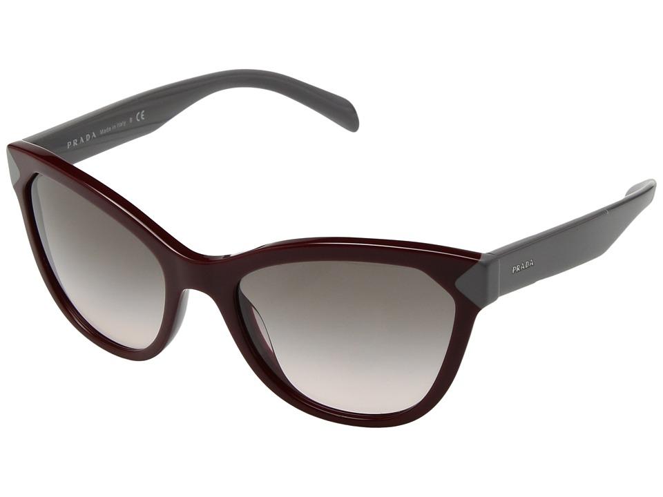 Prada - 0PR 21SS (Rouge) Fashion Sunglasses