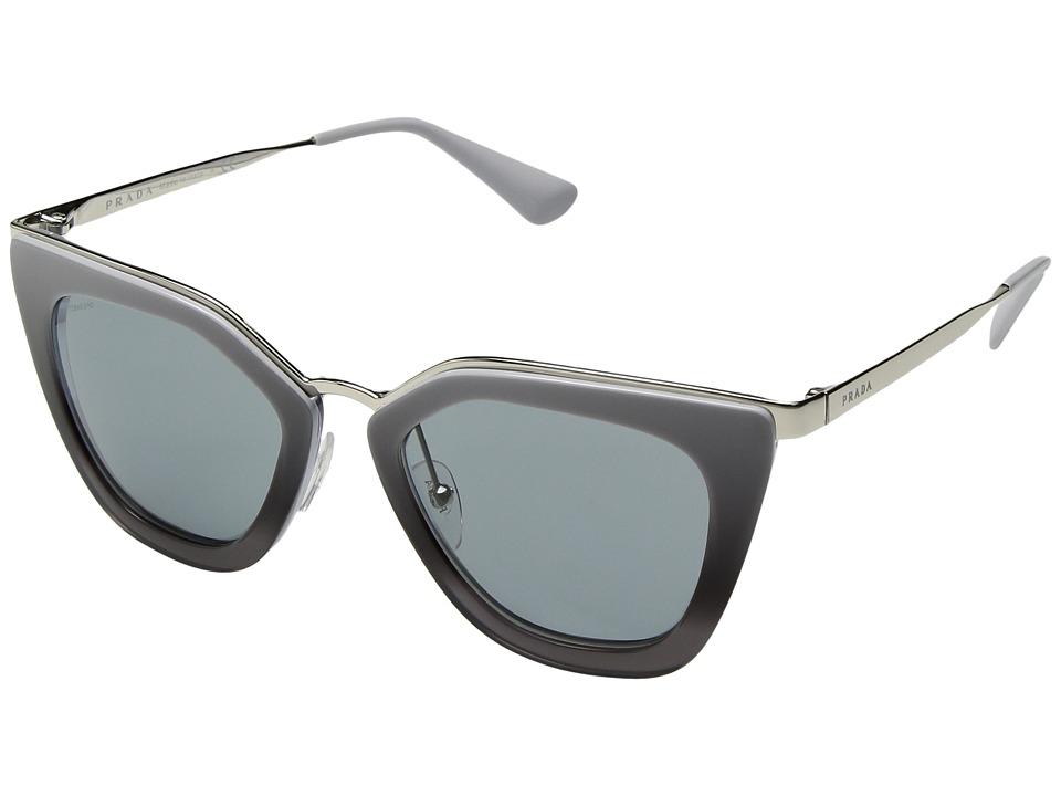 Prada - 0PR 53SS (Grey) Fashion Sunglasses