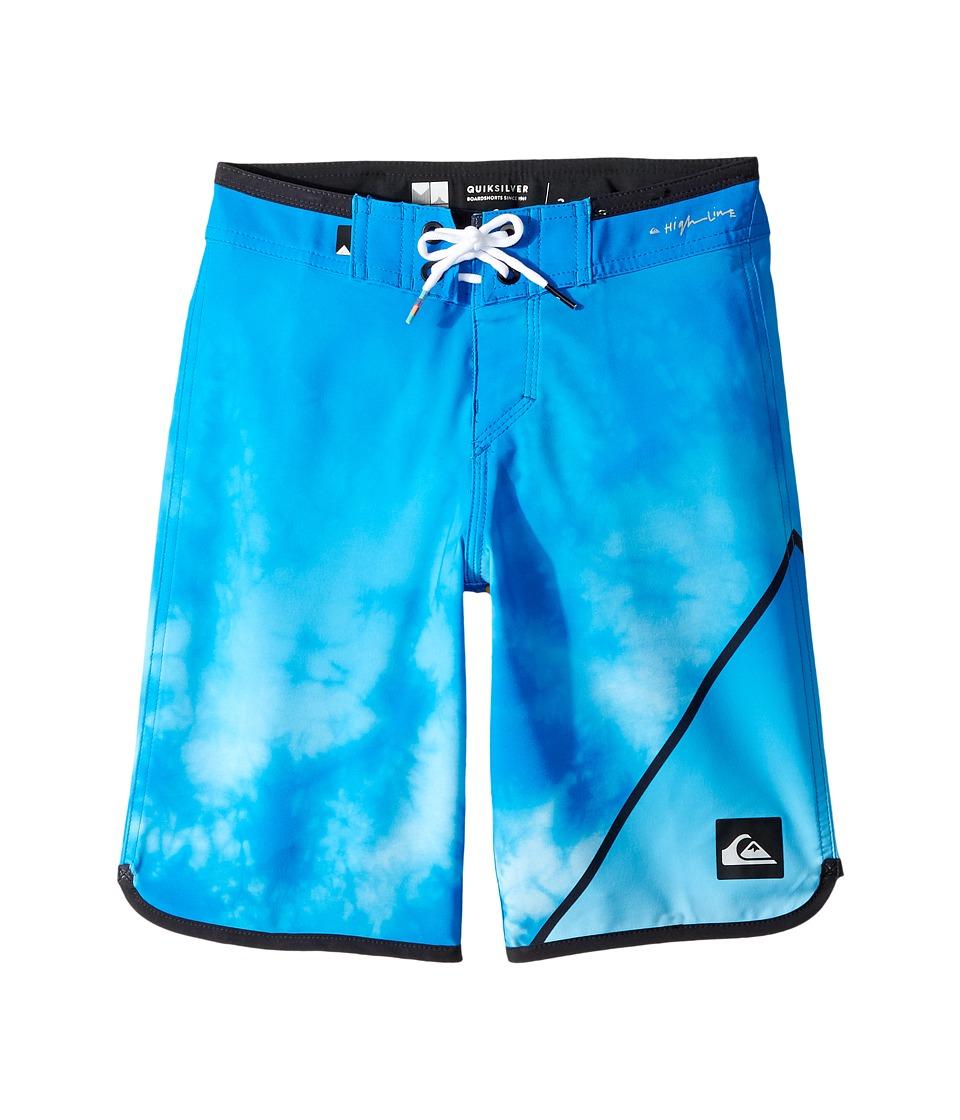 Quiksilver Kids New Wave Boardshorts (Big Kids) (Electric Blue) Boy