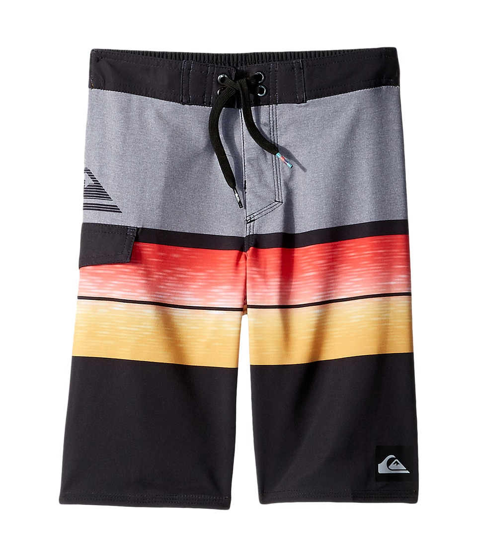 Quiksilver Kids Slab Logo Vee Boardshorts (Big Kids) (Artisan Gold) Boy
