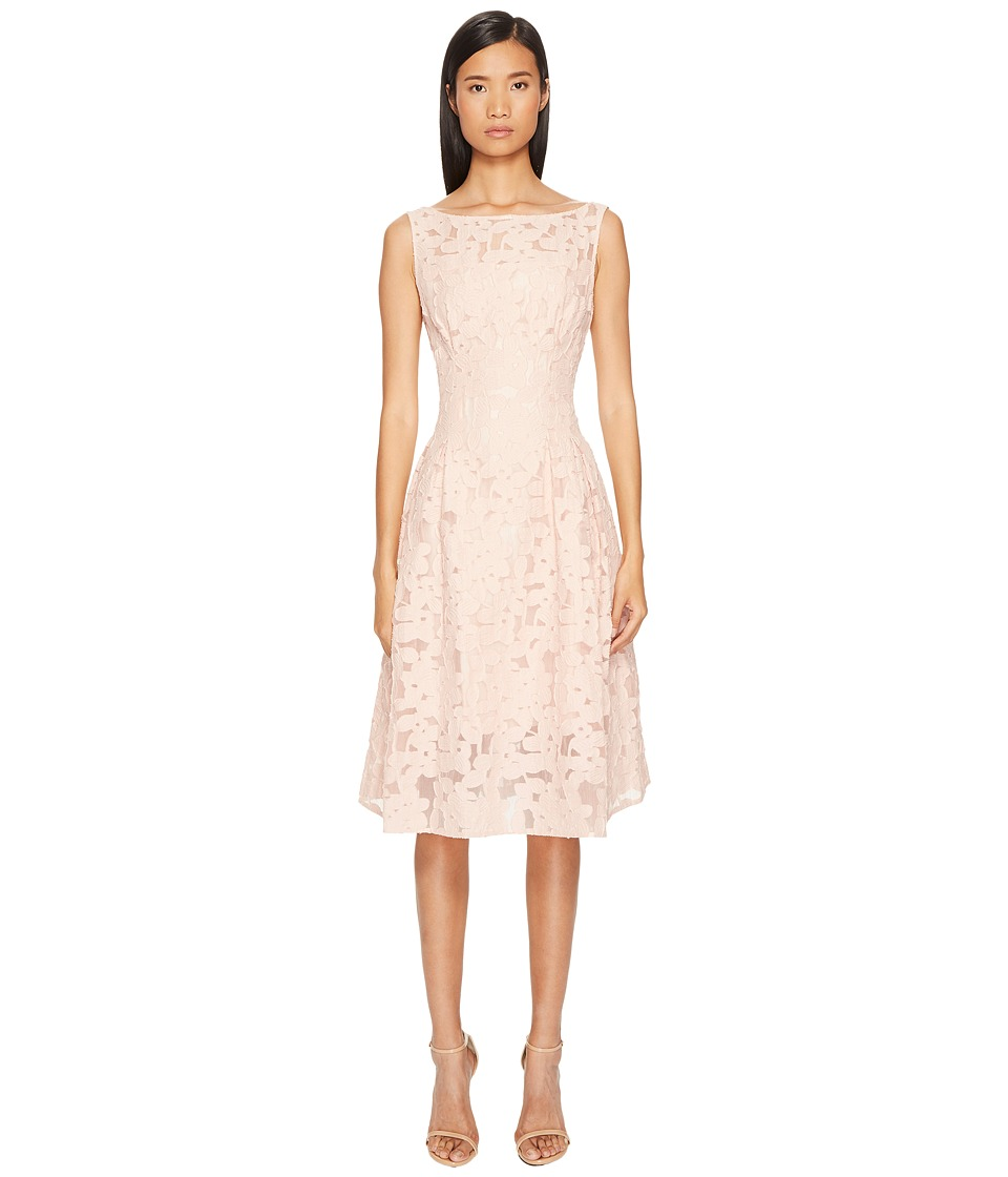 Kate Spade New York Floral Fil Coupe Dress (Rosedew) Women