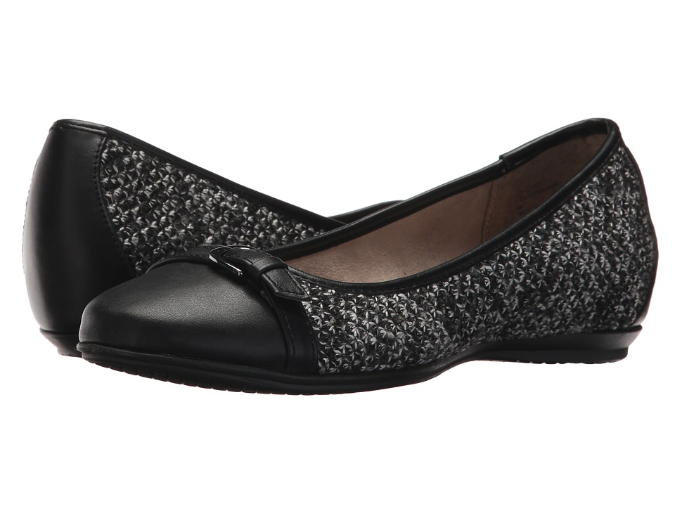 White Mountain - Malinda (Black Multi) Women's Shoes