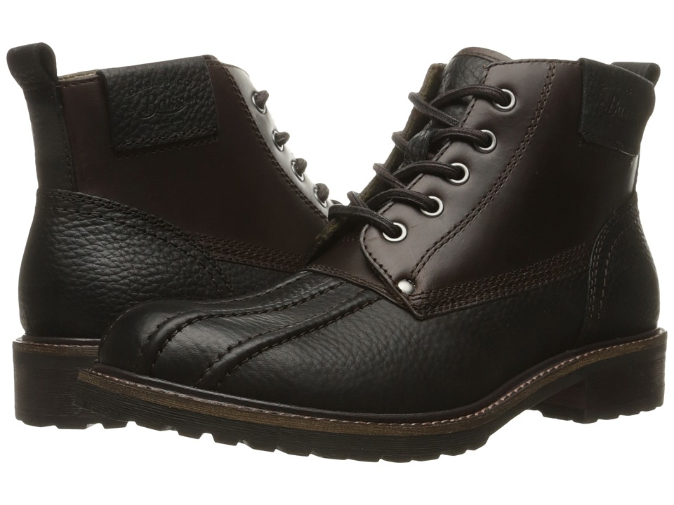 G.H. Bass & Co. Brigg (Black/Seahorse) Men