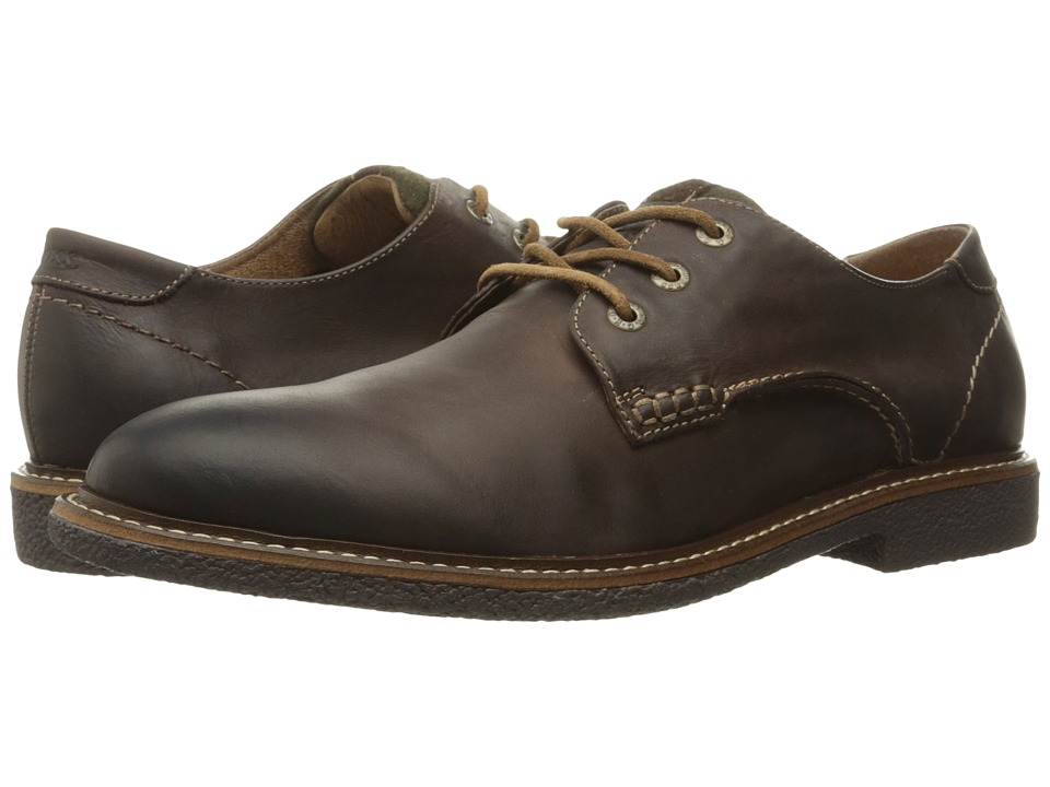 G.H. Bass & Co. - Bruno (Chocolate) Men's Shoes