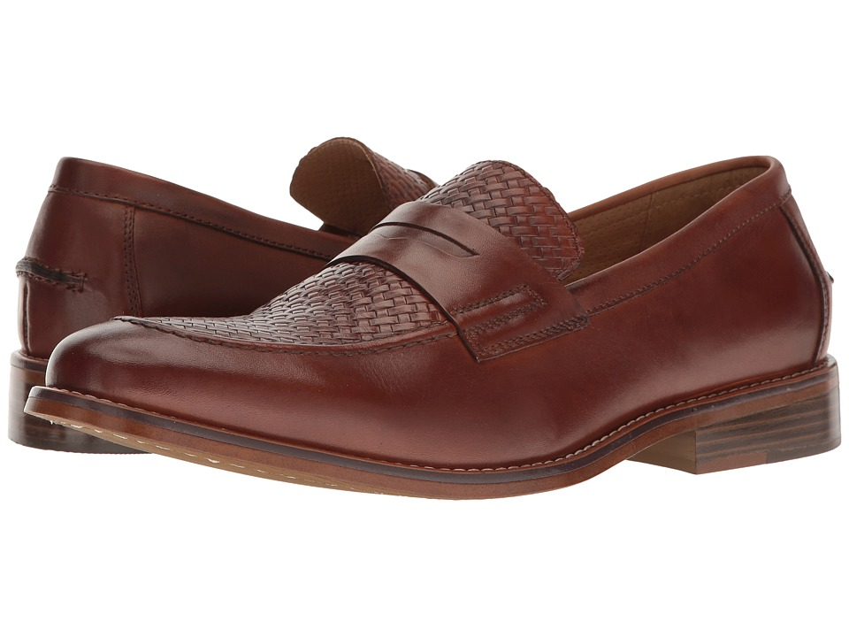 G.H. Bass & Co. - Charles (British Tan) Men's Shoes