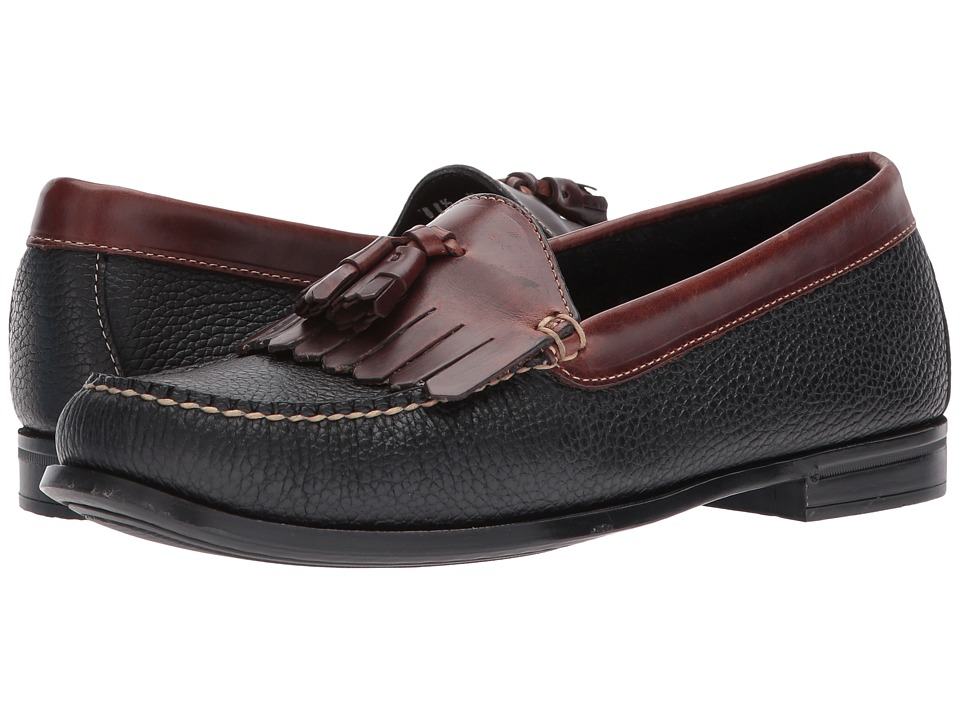 G.H. Bass & Co. Carter (Black/Brown) Men