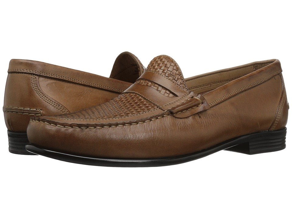 G.H. Bass & Co. - Whitley (British Tan) Men's Shoes