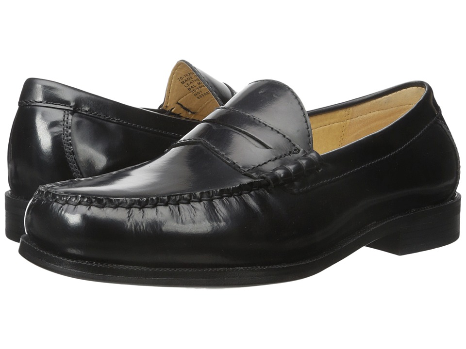 G.H. Bass & Co. - Carmichael (Black) Men's Shoes