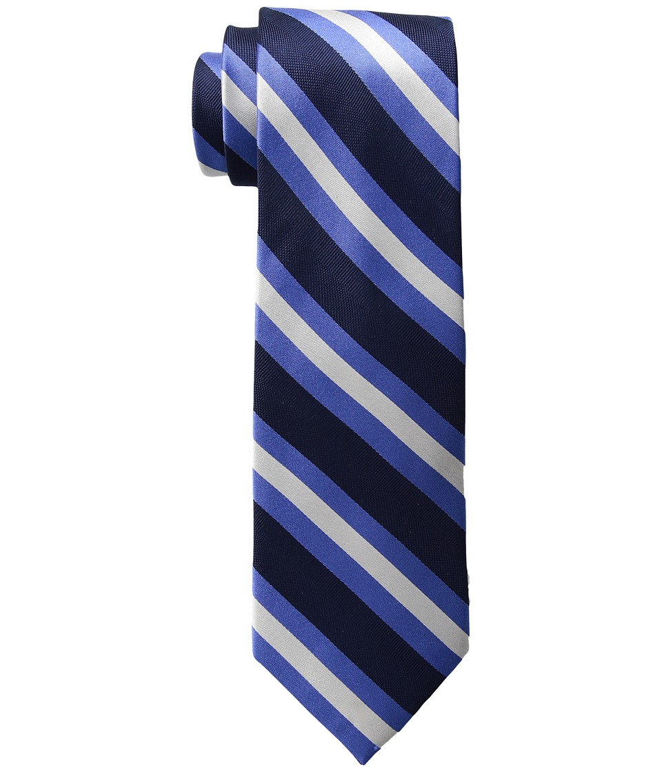 Tommy Hilfiger - Repp Stripe (Royal Blue) Ties
