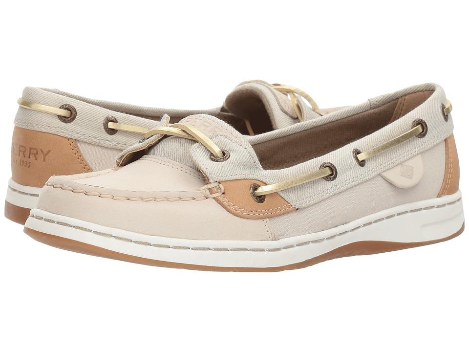 Sperry - Angel Fish (Oat/Gold) Women's Shoes