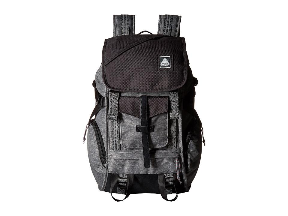 JanSport - Pikewood (Multi Premier Silver Twill) Bags