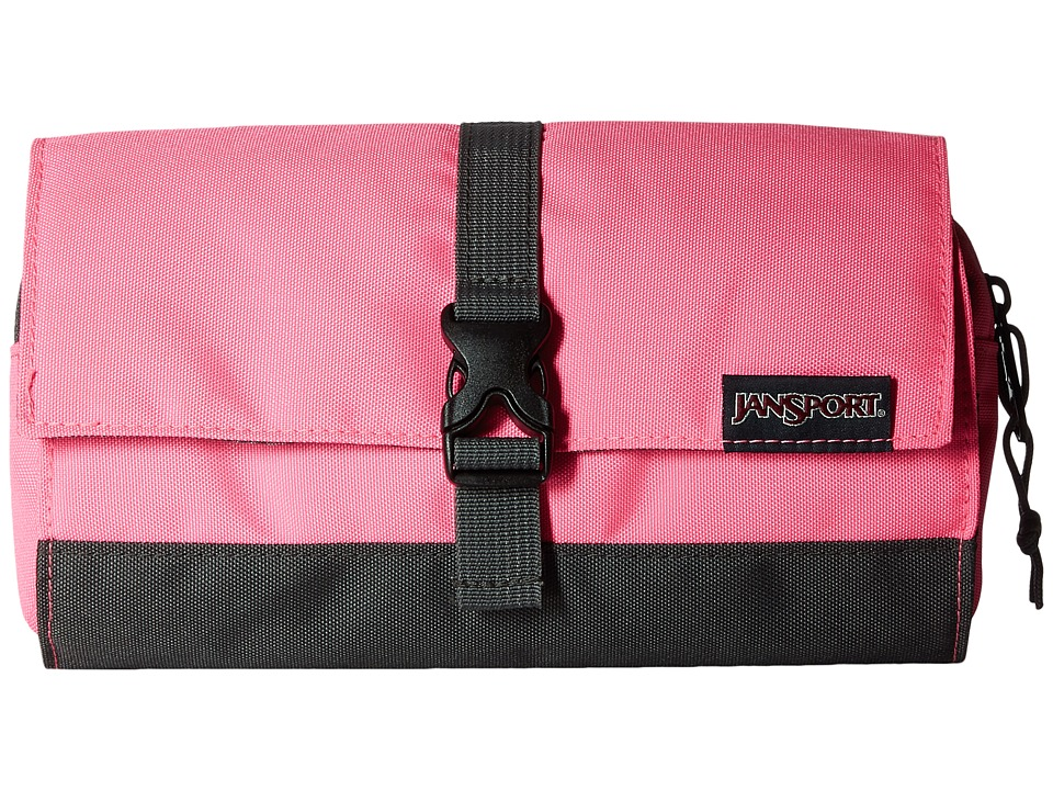 JanSport - Matrix Pouch (Fluorescent Pink) Bags