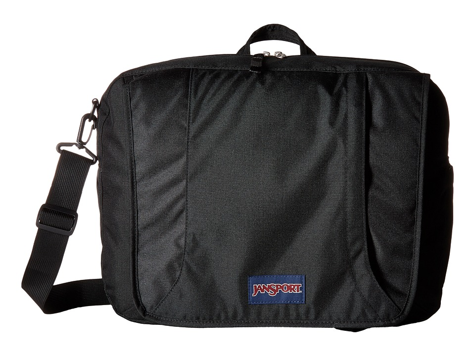 JanSport - Century Brief III (Black) Bags