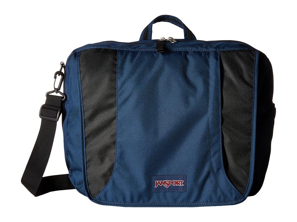 JanSport - Century Brief III (Navy) Bags