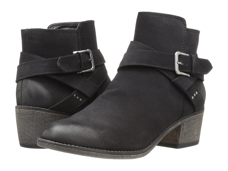 White Mountain - Yandra (Black) Women's Shoes