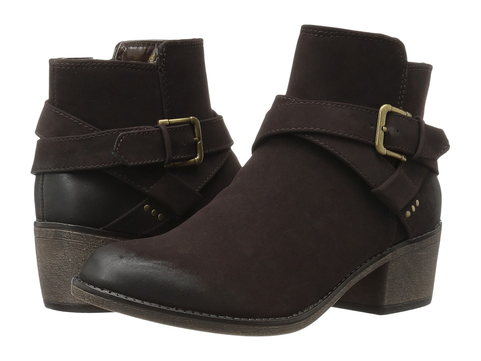 White Mountain - Yandra (Brown) Women's Shoes