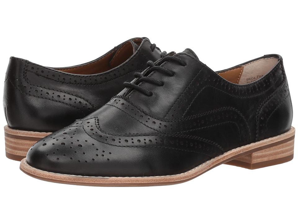G.H. Bass & Co. - Erica (Black) Women's Shoes