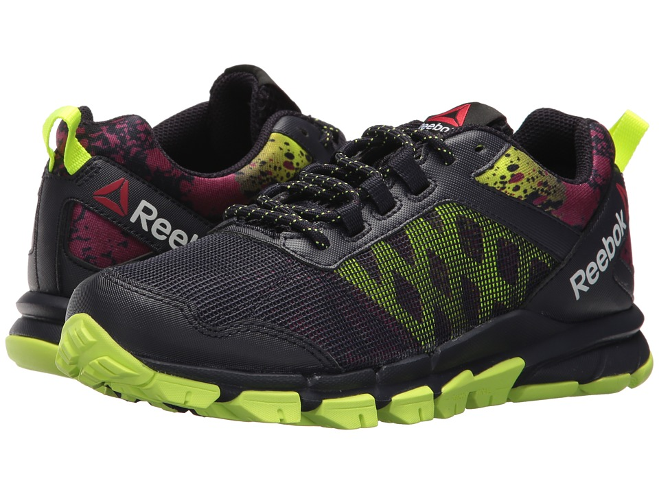 Reebok - Trail Warrior (Purple Delirium/Solar Yellow) Women's Shoes
