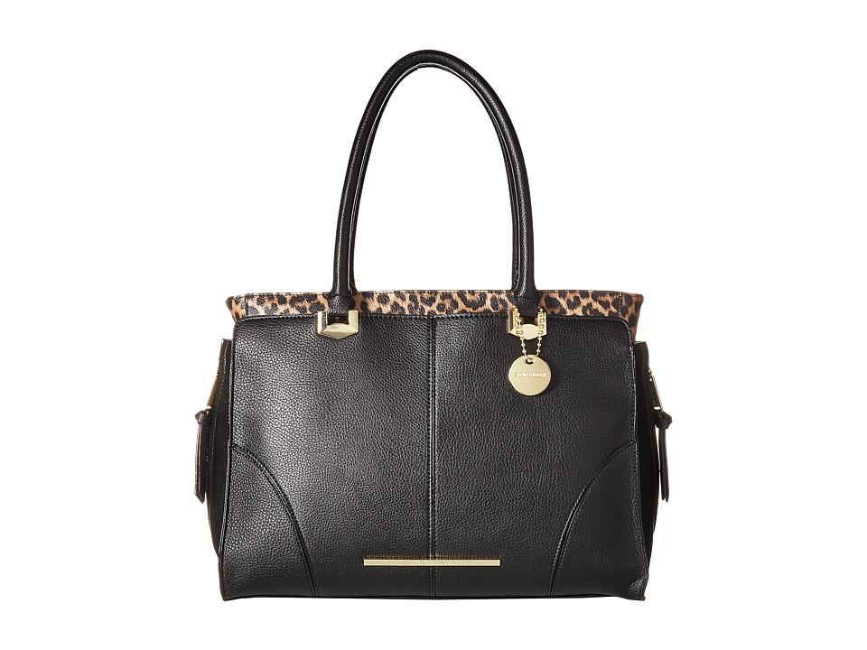 Steve Madden - Bmillz (Black/Leopard) Handbags