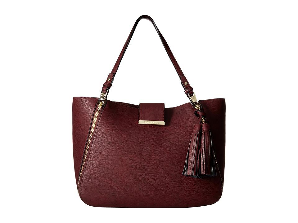 Steve Madden - Bduncan (Wine) Handbags