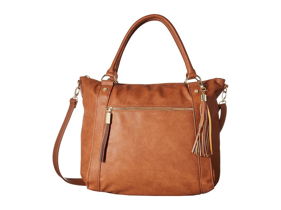 Steve Madden - Bmarlow (Cognac) Handbags