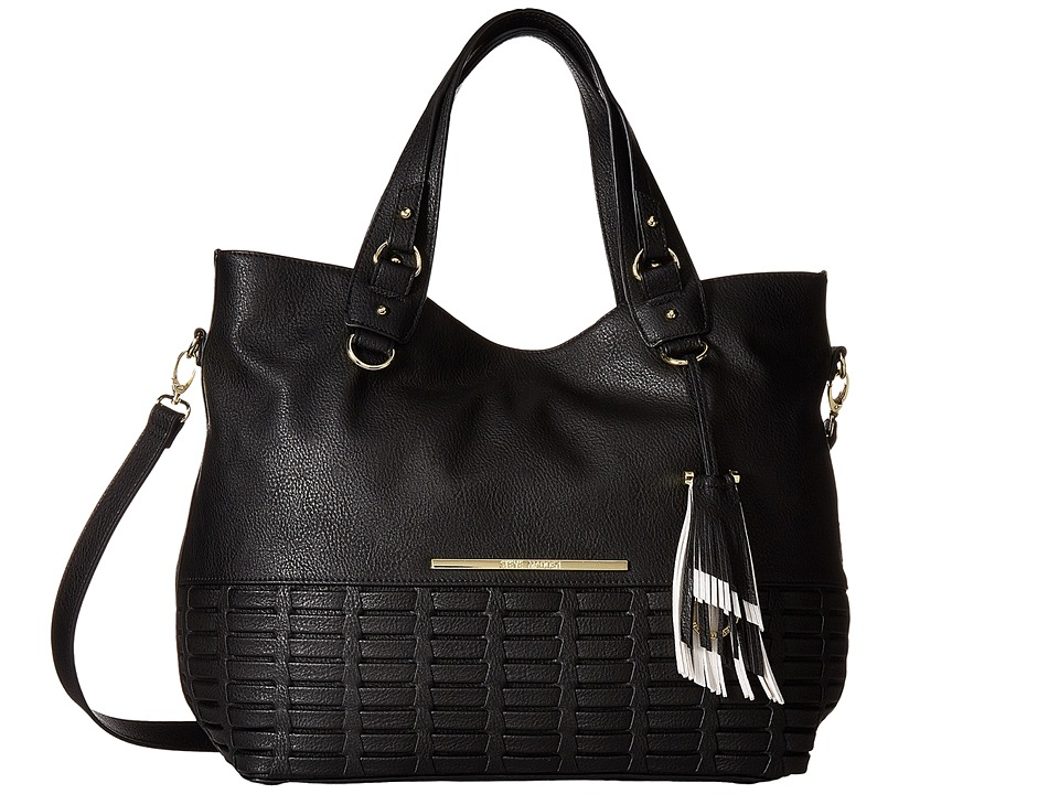 Steve Madden - Bluke (Black) Handbags