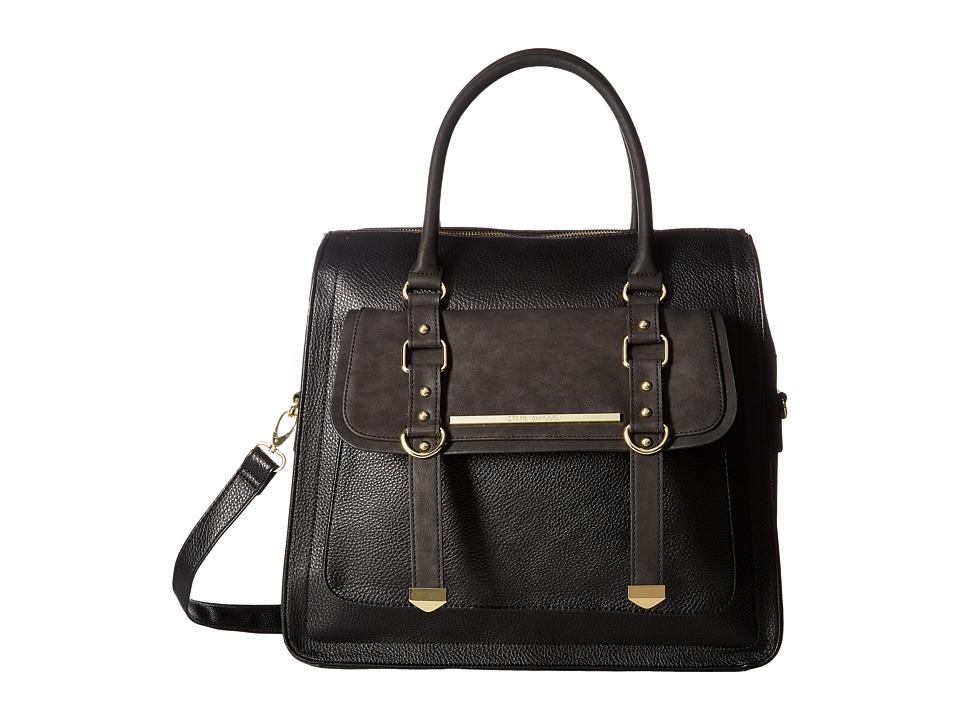 Steve Madden - Bphillz (Black) Handbags