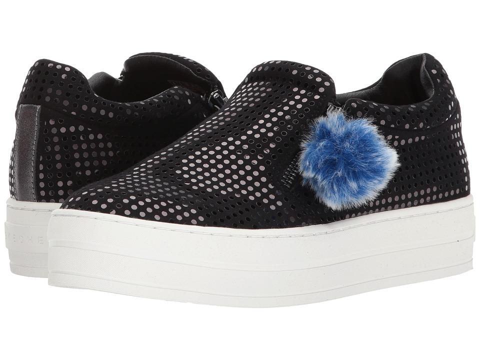 SKECHERS Street - Uplift - Disco Dreams (Black) Women's Shoes