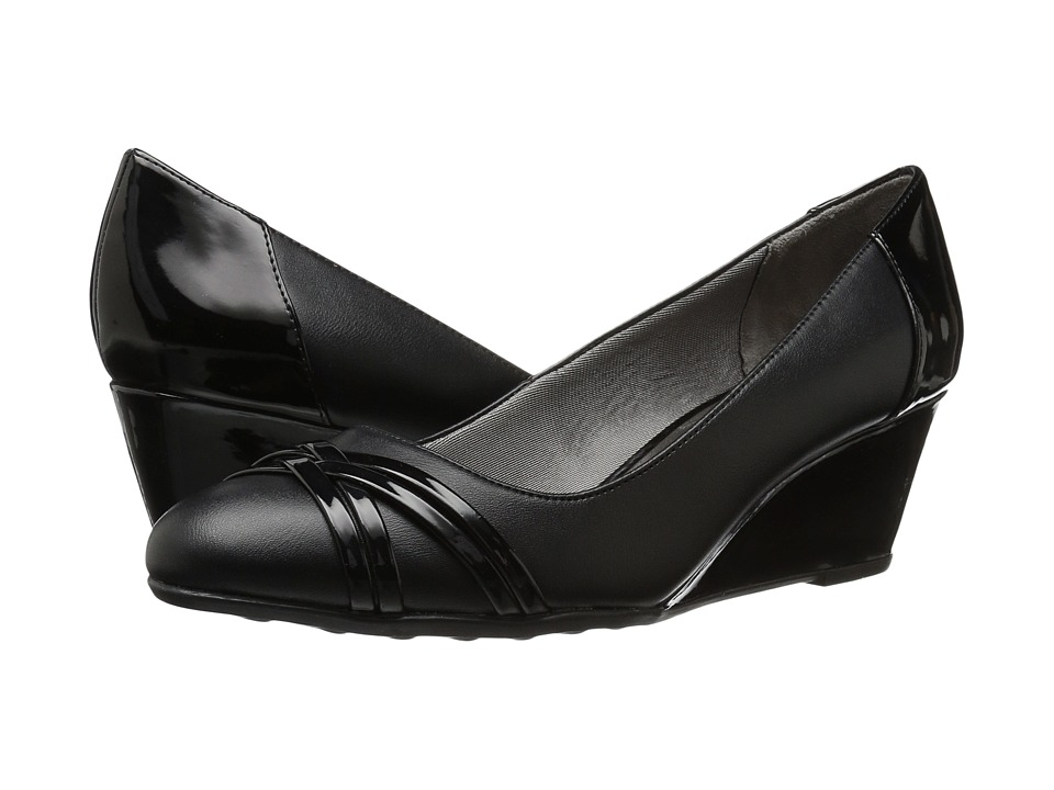 LifeStride - Junia (Black) Women's Shoes